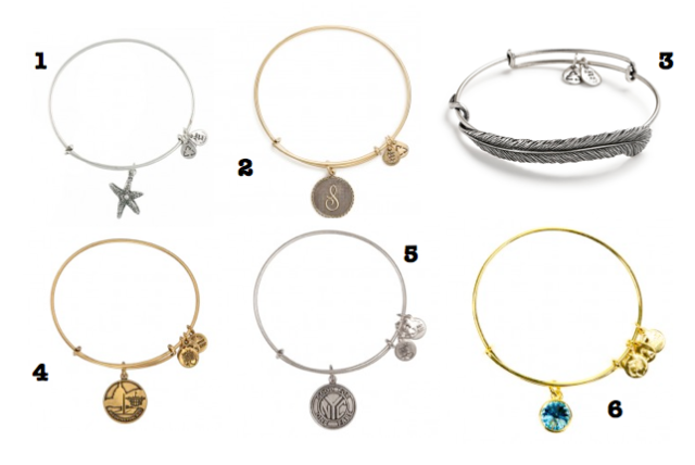 Alex and Ani Wishlist